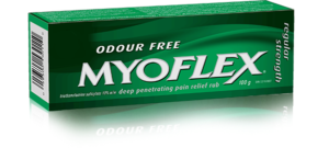 Myoflex Regular Strength Tube