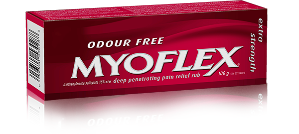 Myoflex Maximum Strength Tube
